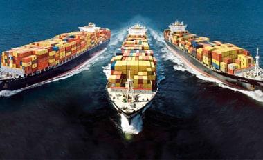 شركات الشحن البحري